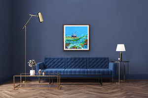 High Seas - Limited Edition Print