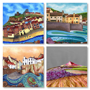 Art Card Set - Whitby Local