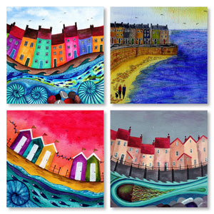 Art Card Set - Seaside