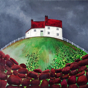 House on the Hill - Limited Edition Print