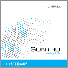 Sontro Hearing Aids User Manual Cover