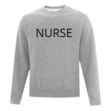 Load image into Gallery viewer, Basic Nurse Sweatshirt Understated