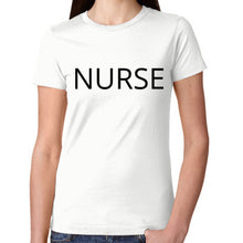 Load image into Gallery viewer, Basic Nurse Tee