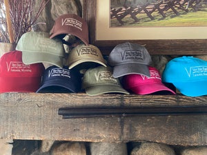 Vee Bar Twill Baseball Cap