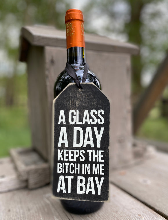 A Glass a Day...