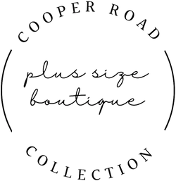 Cooper Road Collection is an exclusively plus size clothing boutique located in Lexington, North Carolina. We carry sizes 1X - 5X that are comfortable to fit all of our curvy figures.