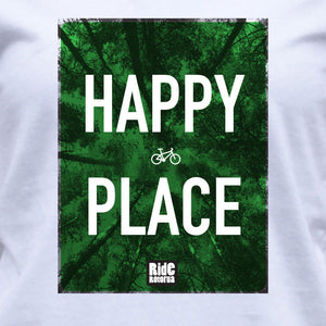 RR Womens Happy Place T