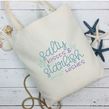 Load image into Gallery viewer, Vacay Vibes-Salty Kisses Stencil