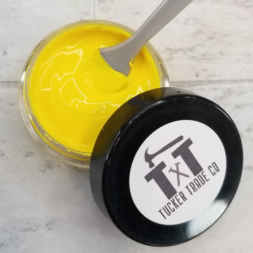 TTCO Chalk Paste Sunshine Yellow