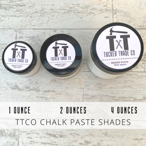 TTCO Chalk Paste Pumpkin