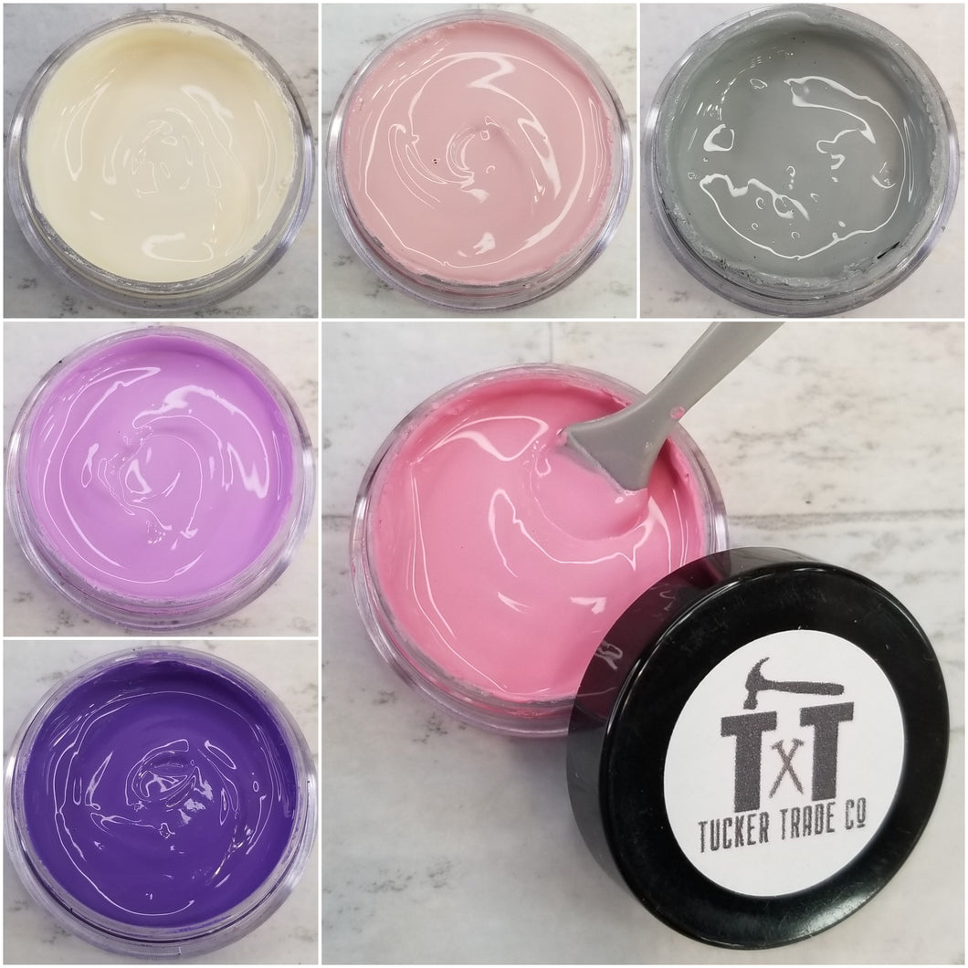 TTCO Chalk Paste Workshop 6 Pack | Little Girl