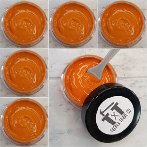 TTCO Chalk Paste Project 6 Pack | Pumpkin