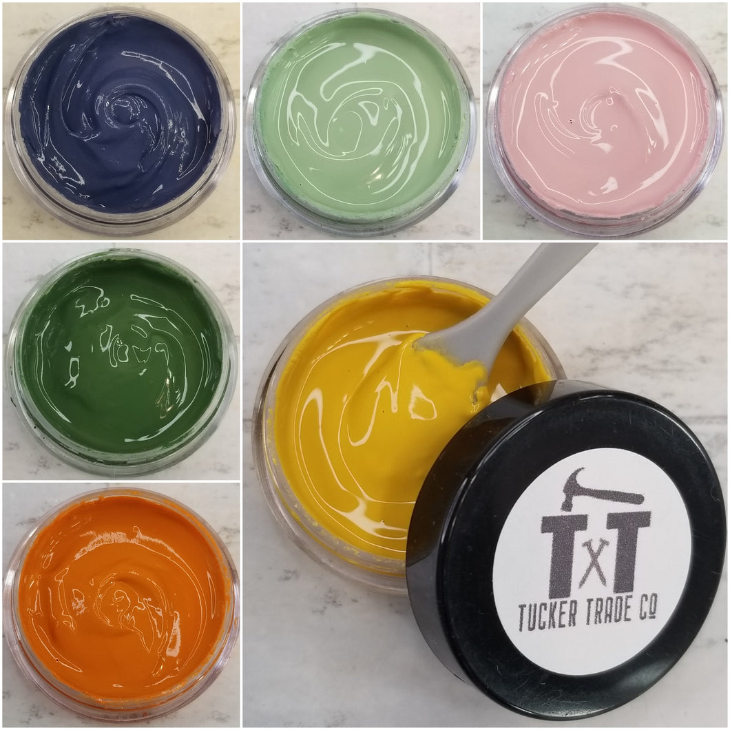 TTCO Chalk Paste Project 6 Pack | Chateau