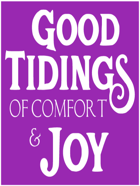 Good Tidings Stencil KIT