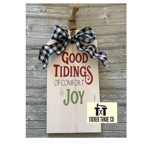 Good Tidings Project KIT *LOCAL PICKUP/DELIVERY ONLY