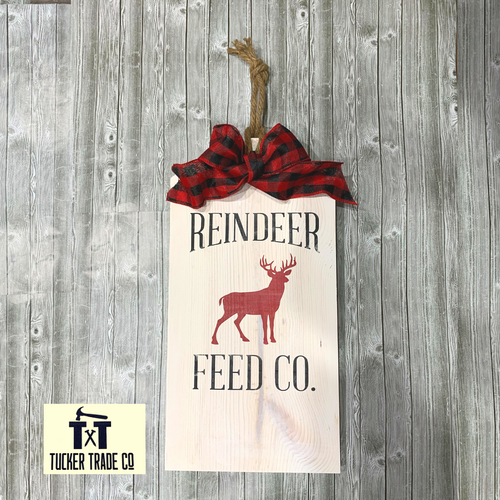 Reindeer Feed Co. Project KIT *LOCAL PICKUP/DELIVERY ONLY