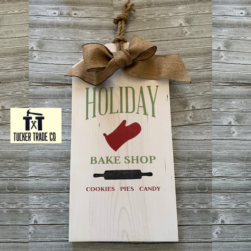 Workshop Pack- Holiday Baking Project KITs *LOCAL PICKUP/DELIVERY ONLY