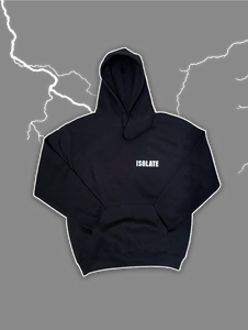 ELECTRIC STORM HOODIE - isolateldn