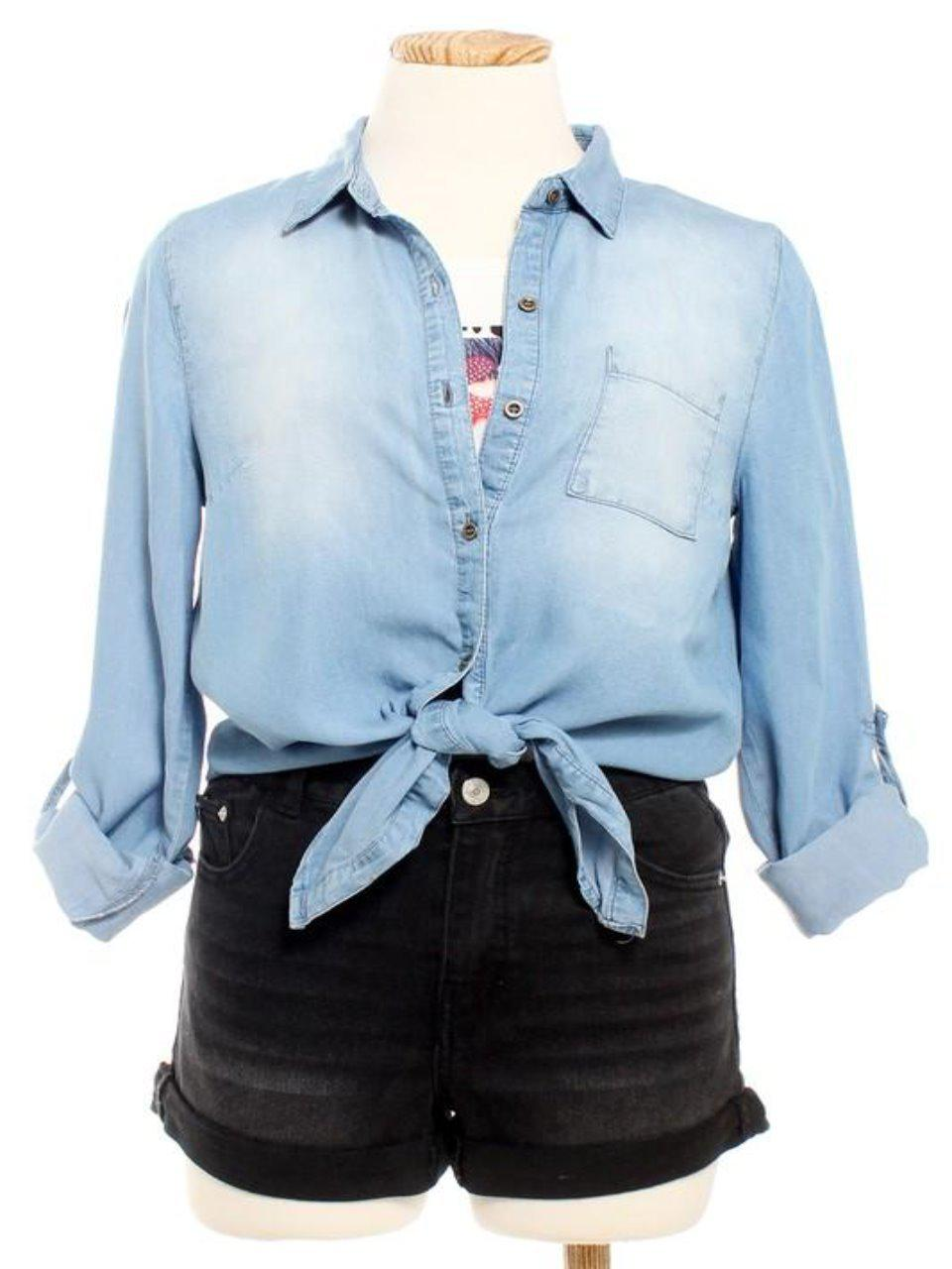 Country Denim Shirt