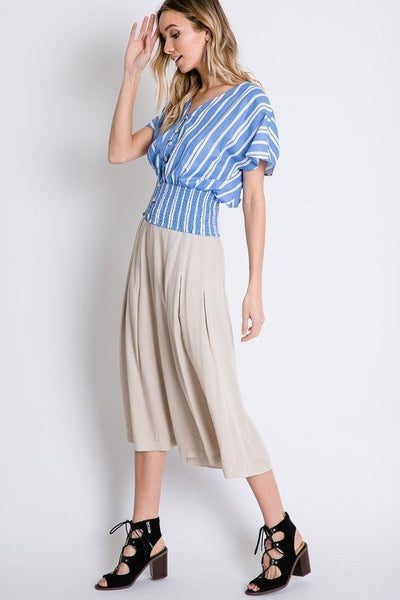 Casual, Comfort & Style Gauchos