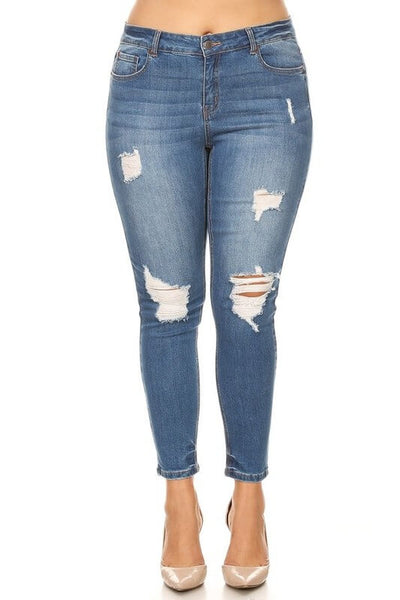 Gracie Plus Size Jeans