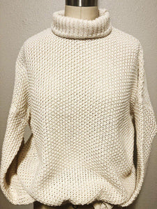 Mt. Hood Sweater in Cream