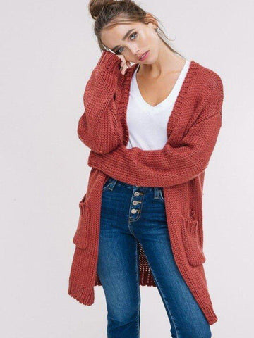 The Comfy Cozy Cardigan- CLEARANCE