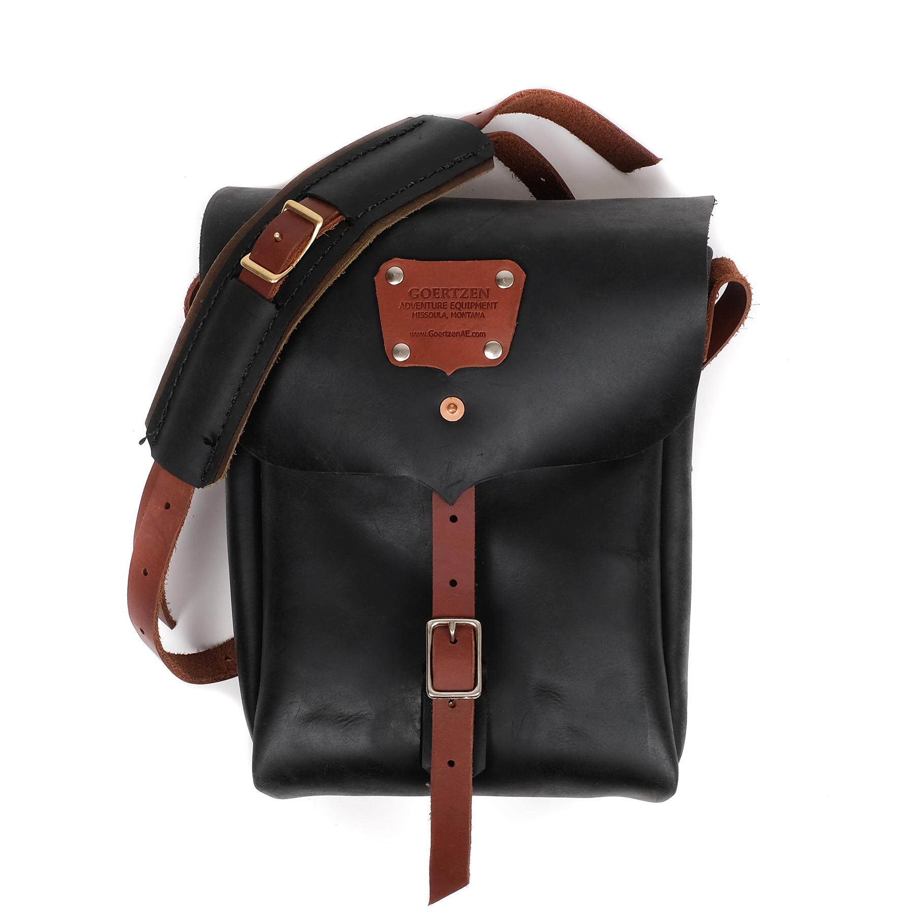 Field Guide Bag - Black