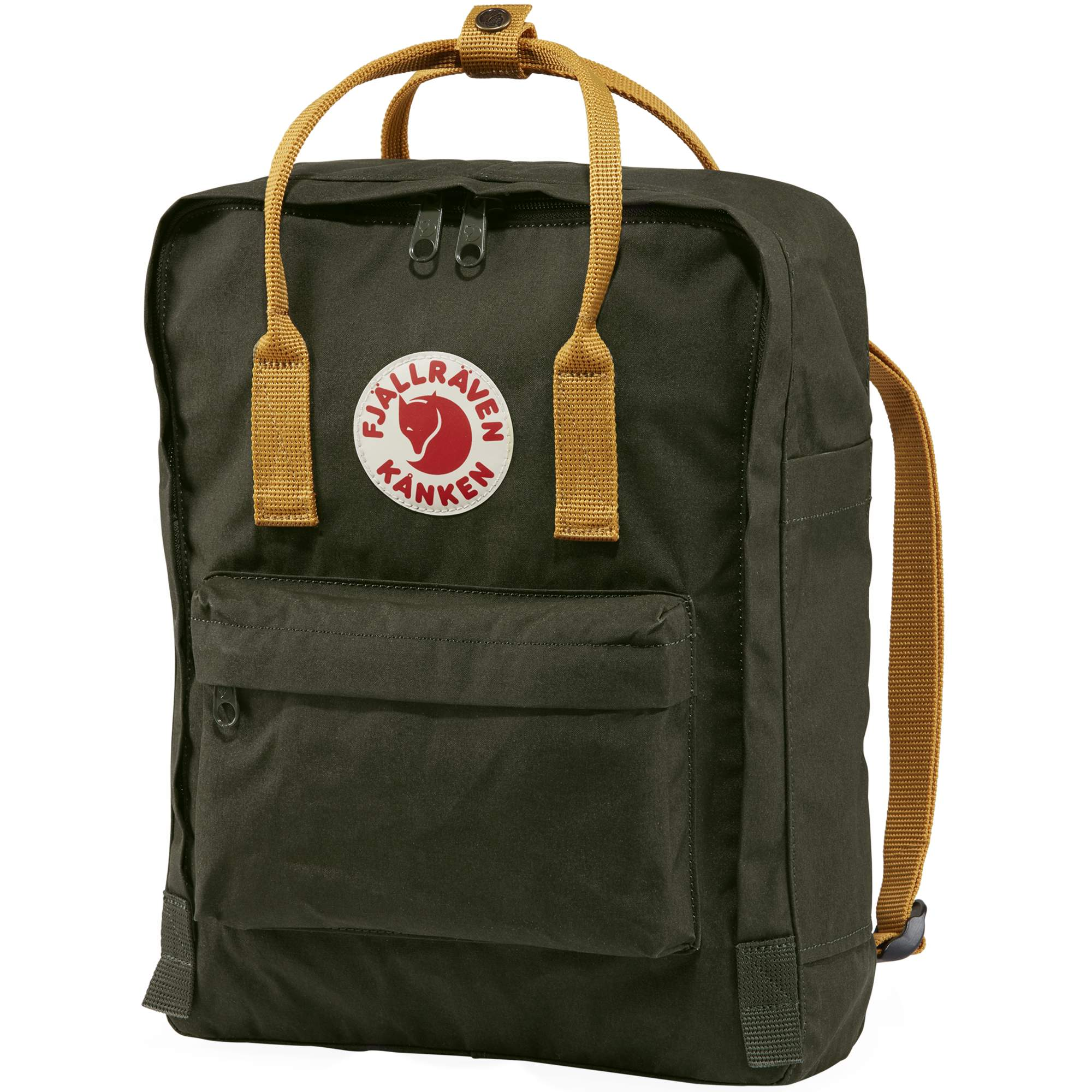Kanken Bag - Deep Forest / Acorn
