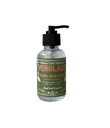 Everglades Hand Sanitizing Gel