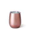 Rose Gold Barware 14oz Stemless Cup