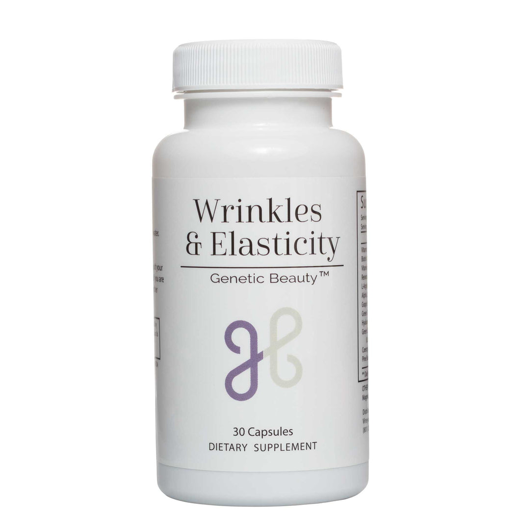 Wrinkles & Elasticity Supplements