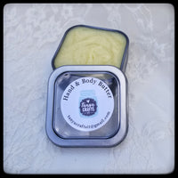 Hand & Body Butter - Unscented