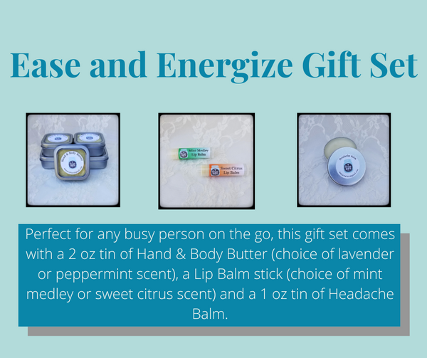 Ease and Energize Gift Set