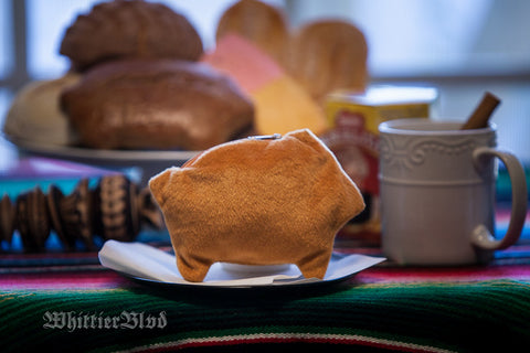 "Pan Dulce ""Marranito/Piggy"" Coin Purse"