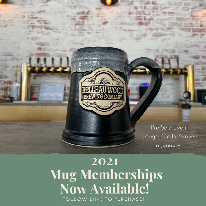 Mug Club Memberships