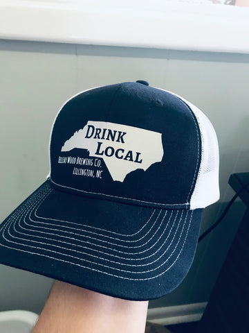 """Drink Local"" Belleau Wood Brewing Hat - Belleau Wood Brewing Company"