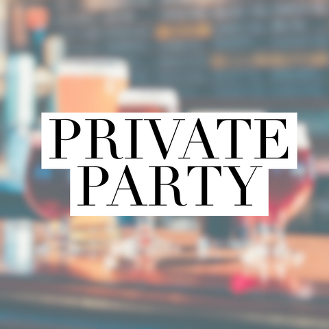 Private Party - Belleau Wood Brewing Company