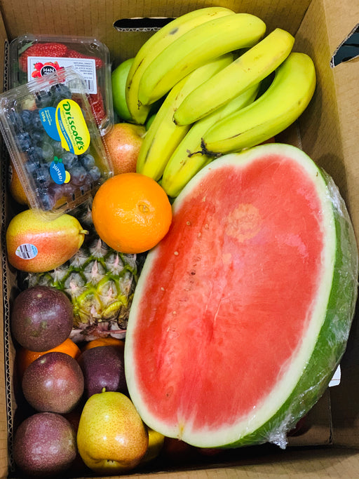 Deluxe Seasonal Fruit Box