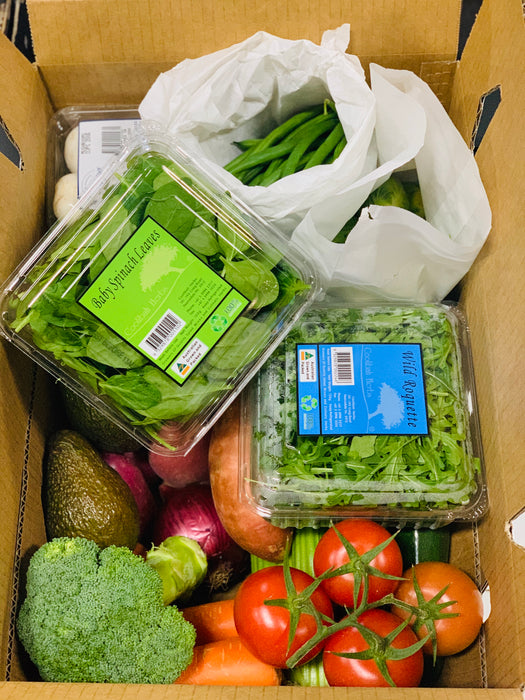 Deluxe Seasonal Vegetable Box