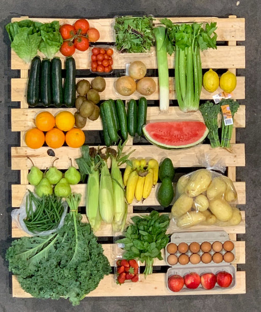 Seasonal Produce Box - Family