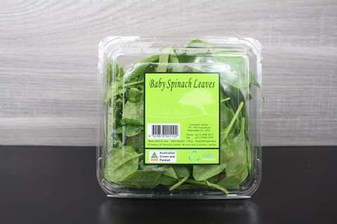 Spinach Baby Prepack Clam Each