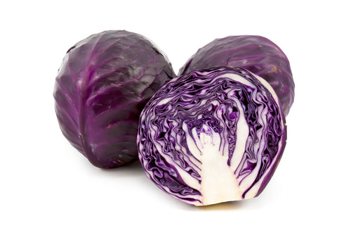 Cabbage Red (Half)