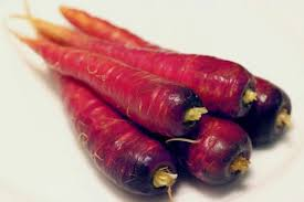 Carrot Purple Large Kg