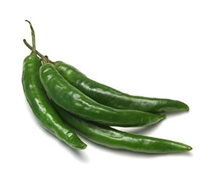 Chilli Long Green Pre Pack