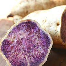Potato Sweet Purple Flesh Kg