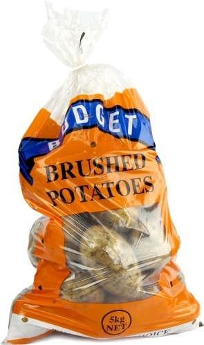 Potato Brushed 5kg Bag