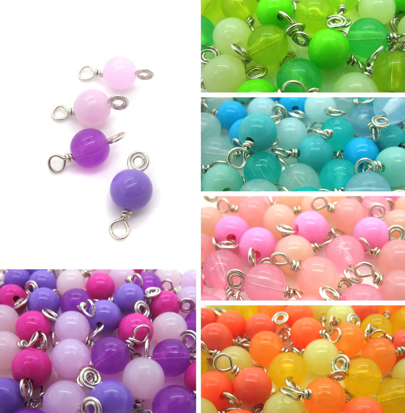 Bead Charms by Color