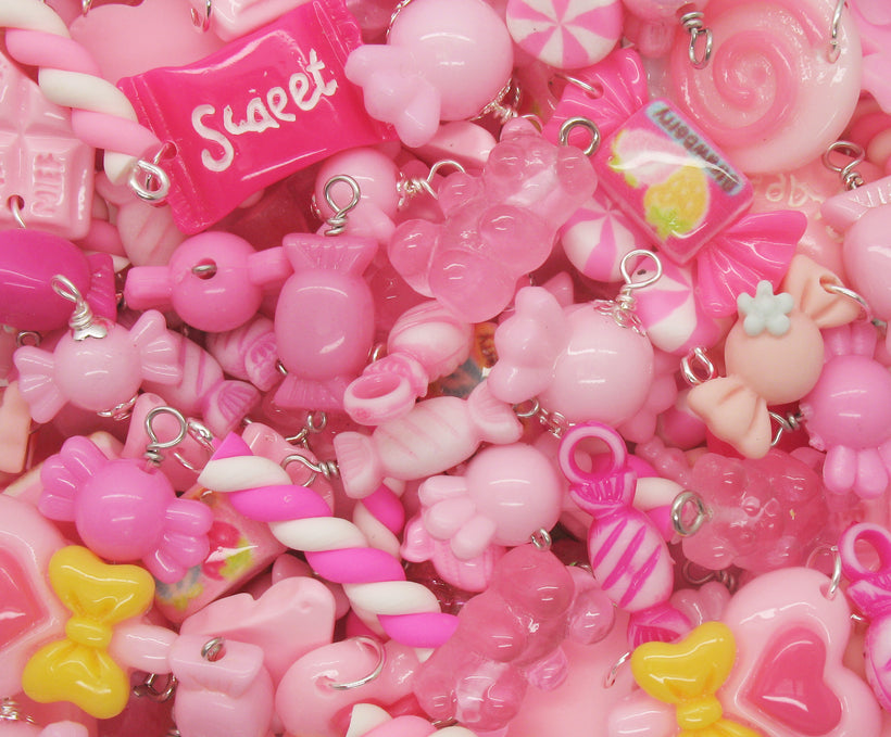 Candy & Food Charms