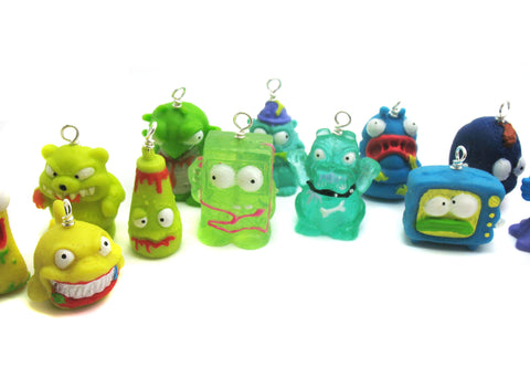Gross Food Charms - Creepy Cute Characters Animals Toy Charms - Adorabilities Charms